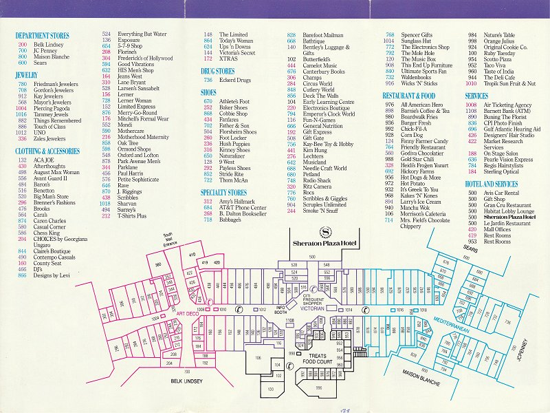 Florida Mall 270 Stores | Store Directory | Orlando's ...
