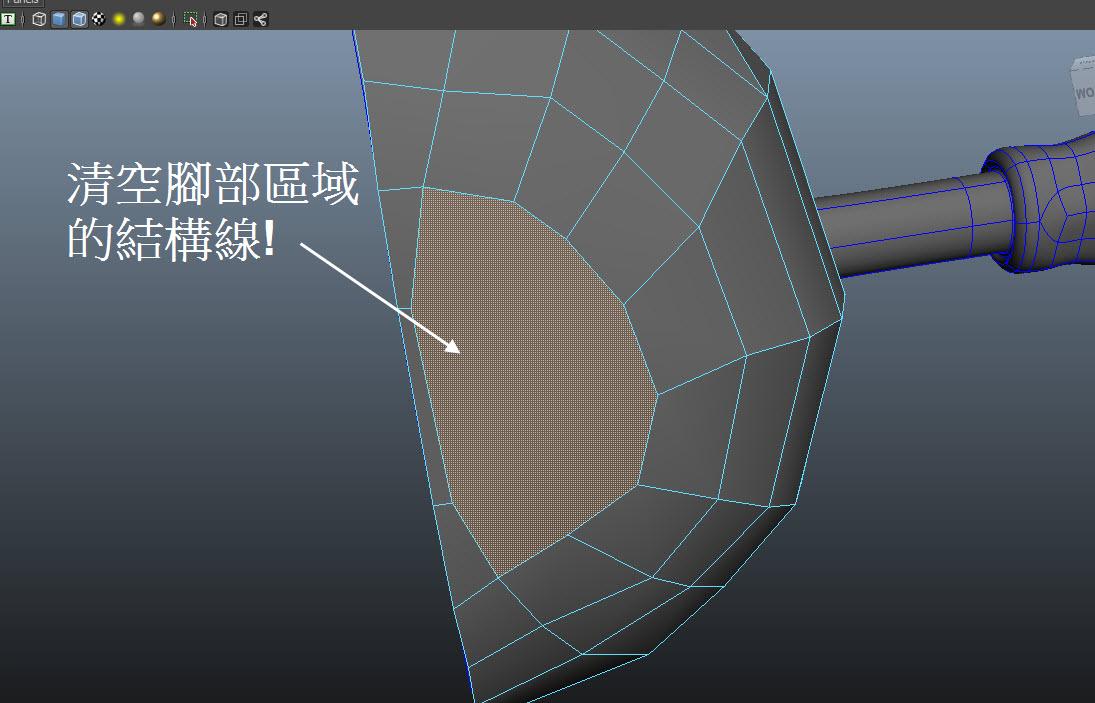 Modeling Leg 05