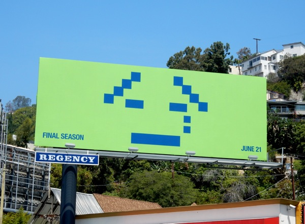 Aqua Teen Hunger Force final season billboard