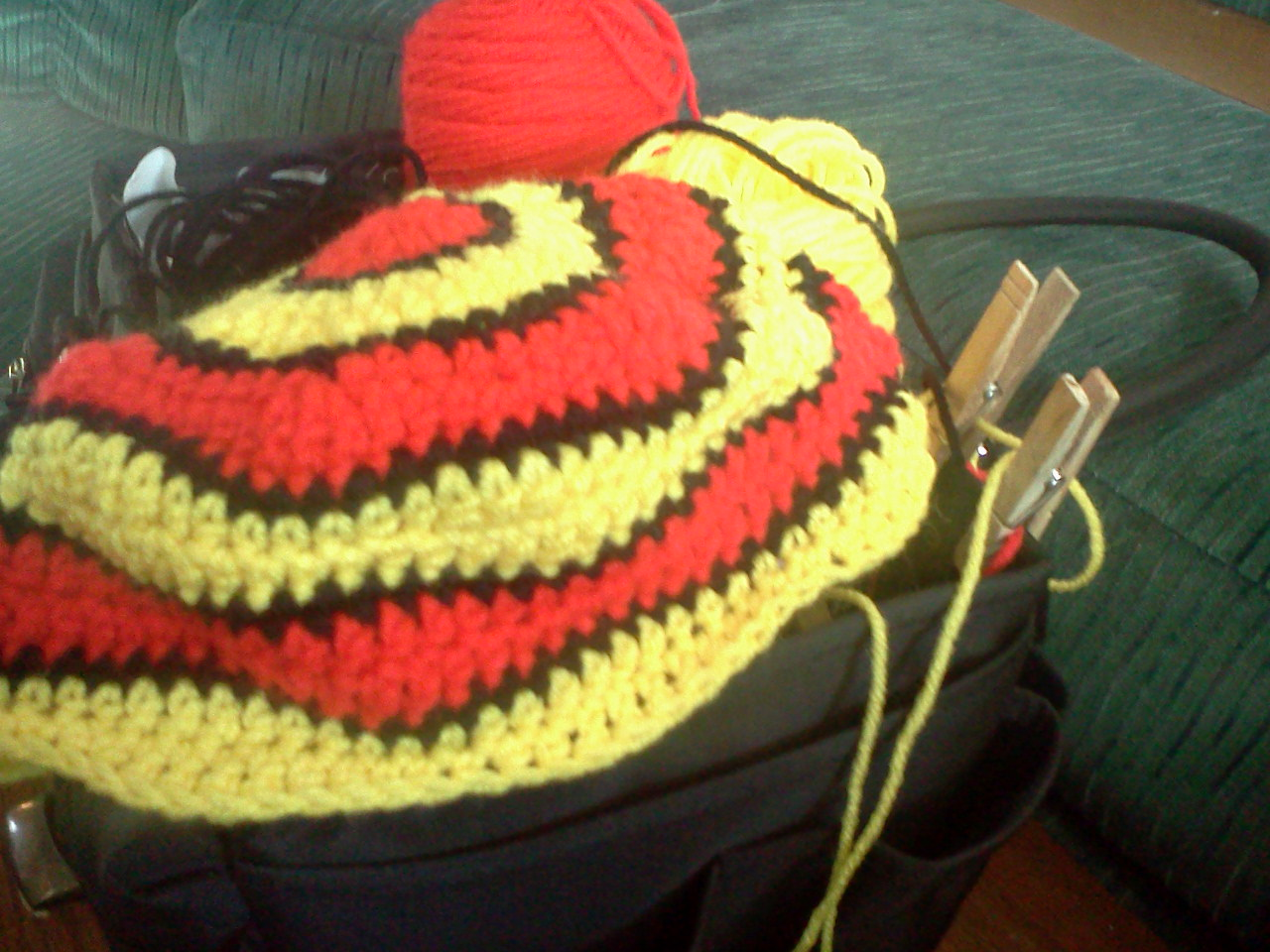 Serendipity Creative: Crochet Getting Input to Find the ...
