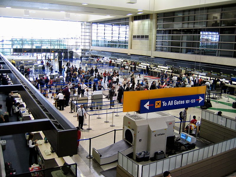 Los Angeles International Airport Address United States
