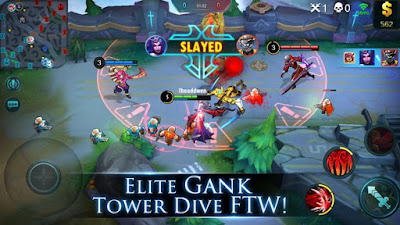 Download Game Mobile Legends: Bang bang APK for Android v1.1.30.116 Update Terbaru