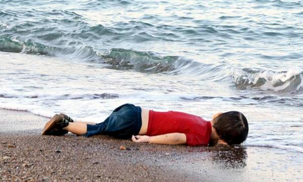 Pengungsi Tenggelam
