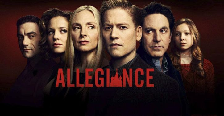 Allegiance - NBC and Hulu To Release Unaired Episodes *Updated*