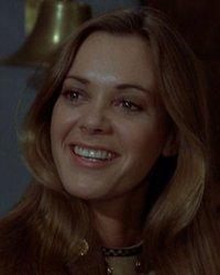 Daughter of Commander Cain(Lloyd Bridges)-Leader of the Battlestar Pegasus.