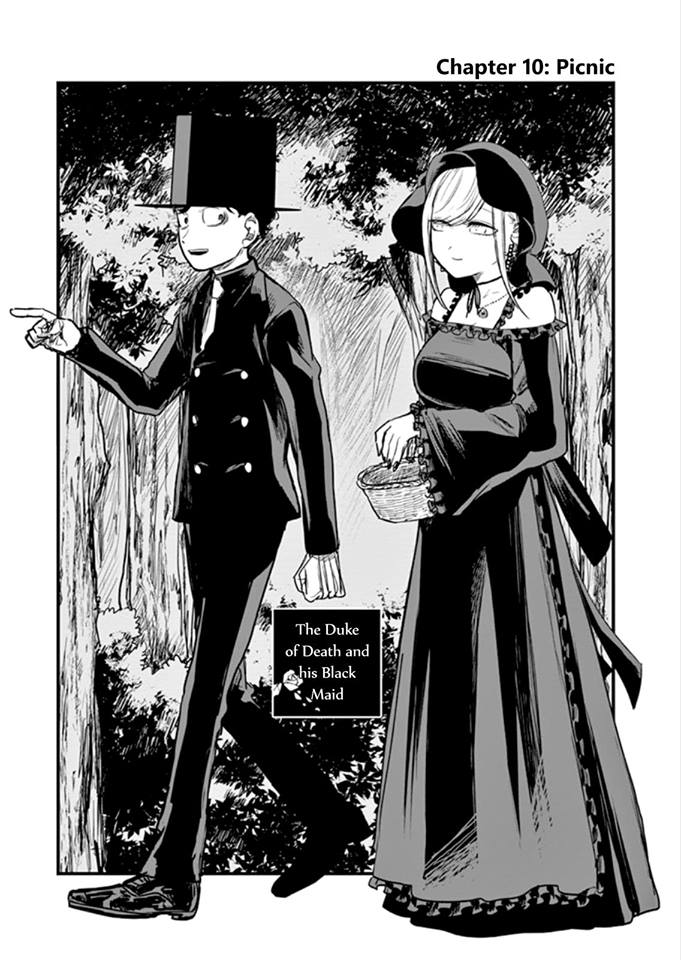 The Duke of Death and his Black Maid ตอนที่ 10 TH แปลไทย