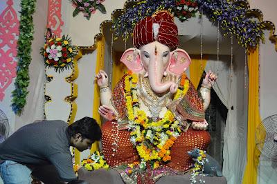 Ganesh Chaturthi dabgarwad Surat 2012