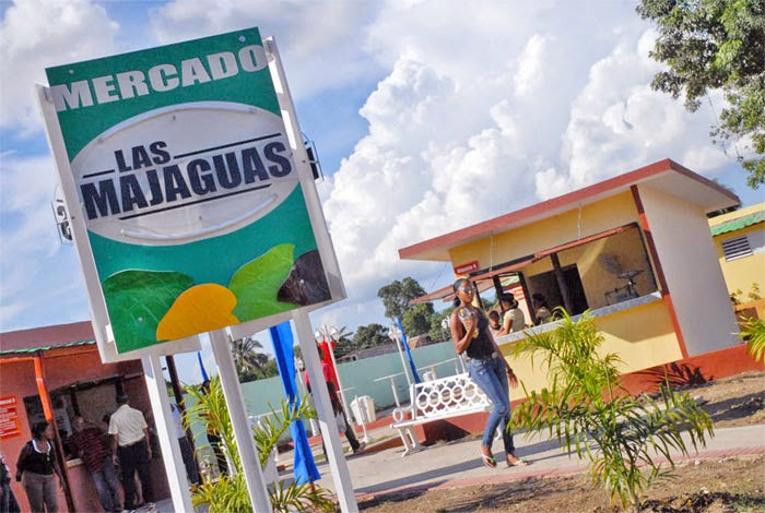 Mercado Las Majaguas, de Guantánamo