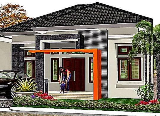 bentuk bentuk rumah minimalis design rumah minimalis