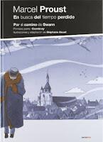 En busca del tiempo perdido: Por el camino de Swann / primera parte: Combray,Marcel Proust, Stephane Heuet,Sexto Piso  tienda de comics en México distrito federal, venta de comics en México df