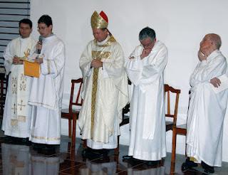 Frei Didier, Frei Jaci, Dom Joaquim, Frei Toninho