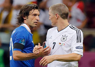 Italia VS Jerman 2-1 Euro 2012