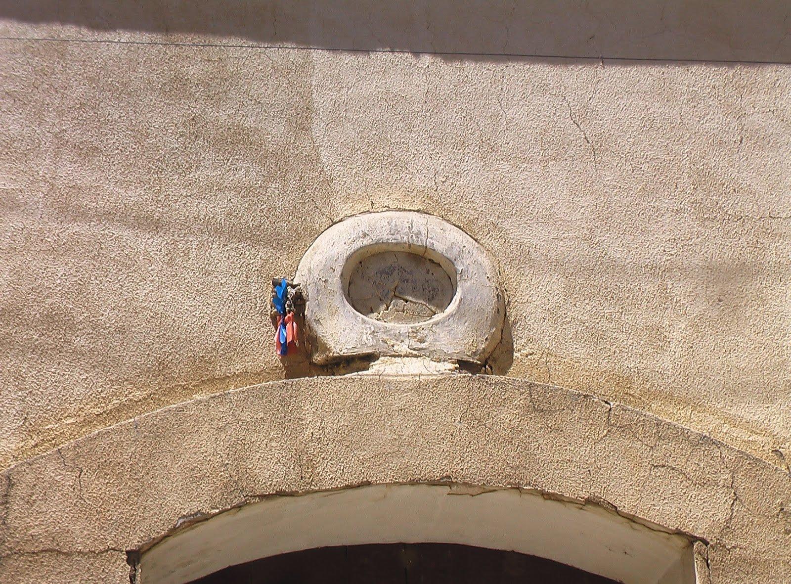Chayante os kayku placa de marmol de la escuela for Placa marmol