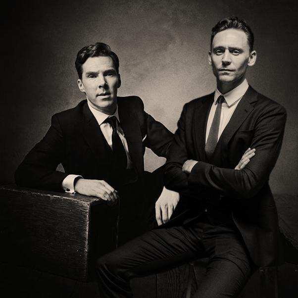 benedict cumberbatch and tom hiddleston wallpaper www