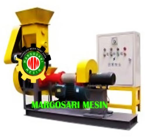 Mesin Pelet Apung - MARGOSARI MESIN