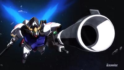 Resoconto Gundam Tekketsu - Iron Blooded Orphans ep 11