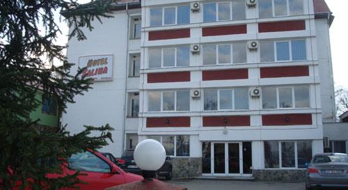Hotel Salina-Ocna Sugatag