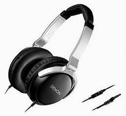 Great Deal: Denon AH-D510R Headphone (Black) worth Rs.5990 for Rs.1794 Only @ ebay