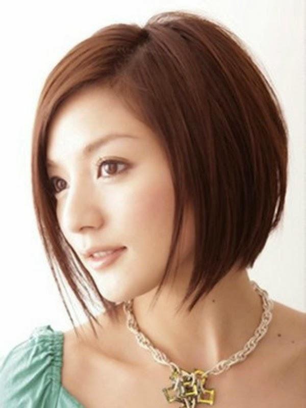 Model Rambut Untuk Wajah Bulat Wanita Panjang Dan 8 Model Poni  2016