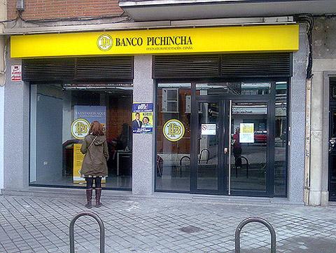 Contabilidad auditoria de caja y bancos for Oficinas banco pichincha