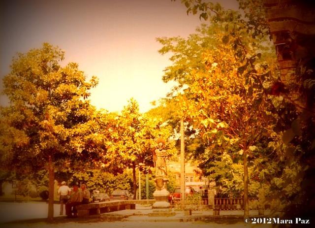 Celorico de Basto garden
