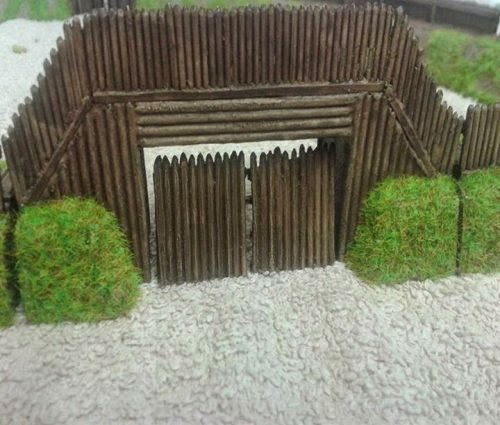 Timber/Earth Fortifications picture 3