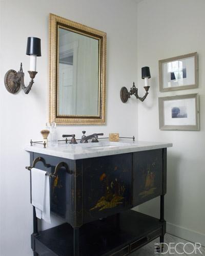 Quiero dar a mi mueble de ba o un toque original etxekodeco - Muebles de bano originales ...