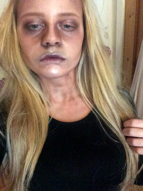 zombie makeup tutorial for halloween