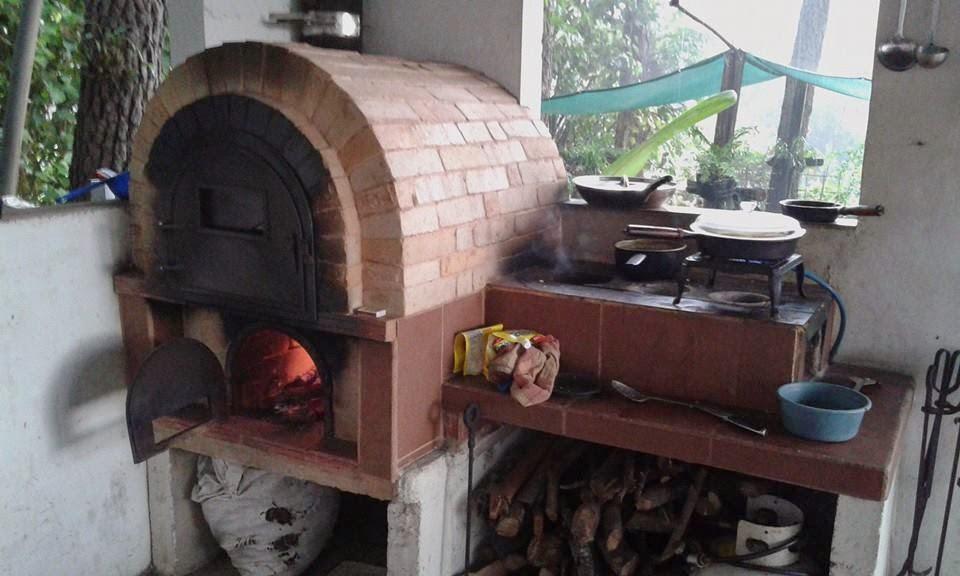 Locos por los hornos de le a - Fotos de hornos de lena ...