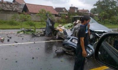 Kecelakaan Muhammad Dwigusta Cahya