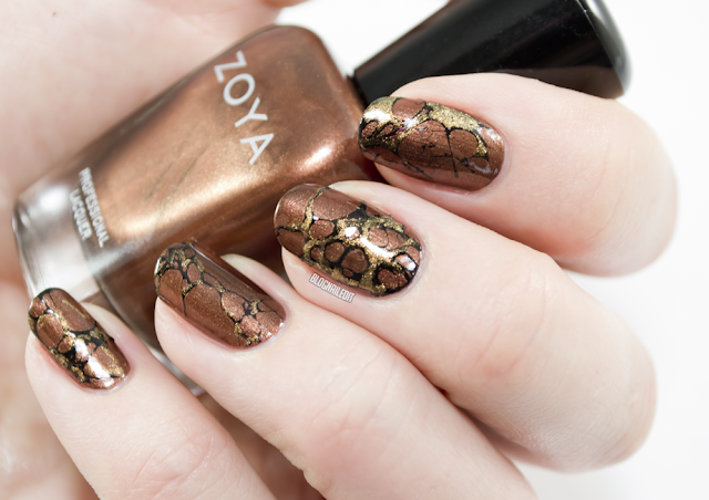 Zoya Flair Collection...with Fossils!