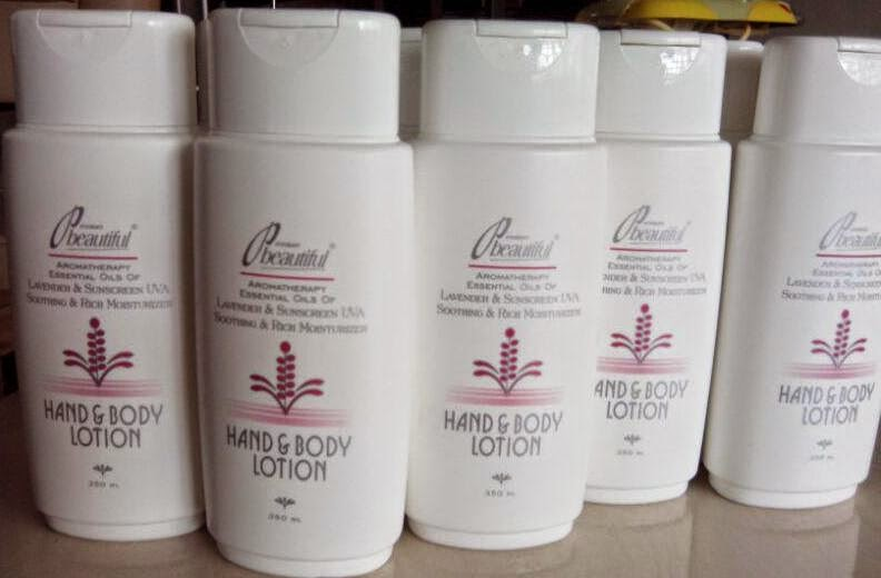 PREMIUM BEAUTIFUL HAND & BODY LOTION