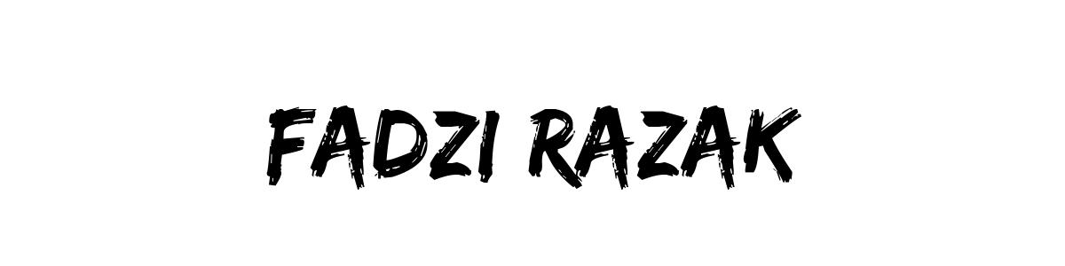 Fadzi Razak — Malaysian Family Lifestyle Blog