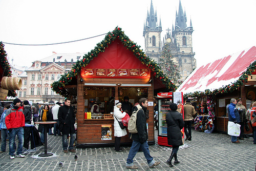 Travel with mivvy december weather in prague for Special places to stay prague