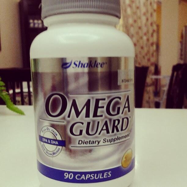 Manfaat Utama Omega Guard Shaklee