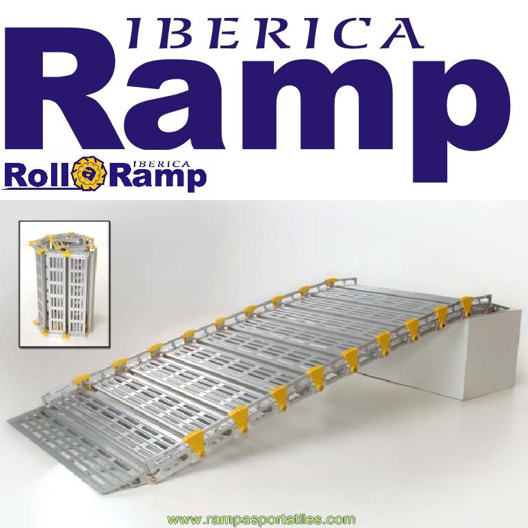 Ramp Iberica Rampas Port Tiles Discapacidad