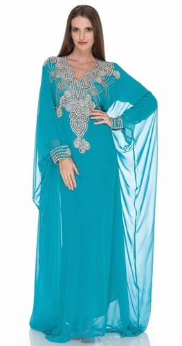 Luxury Farasha Kaftan Designs