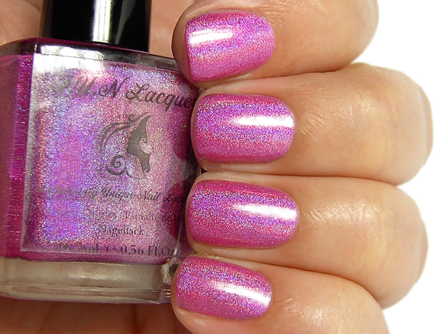 FUN Lacquer Summer 2014 Holo Polish Collection - Uniform for Summer Bikini