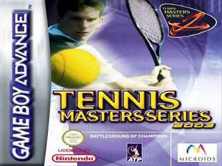 download tennis masters series 2003 setup file