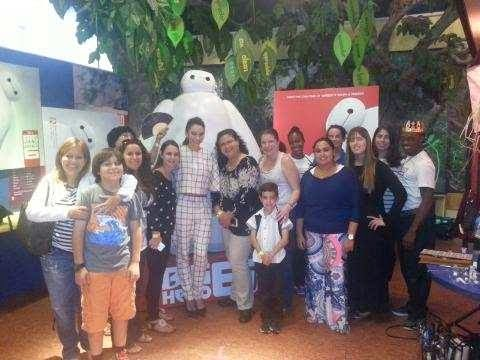 cool moms cool tips - miami bloggers at #MeetBayMax