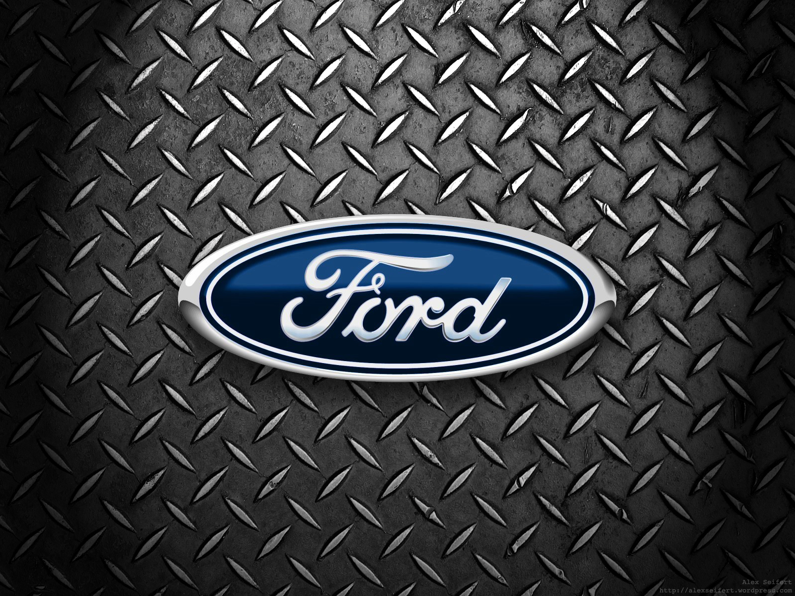 Ford Logo Auto Cars Concept