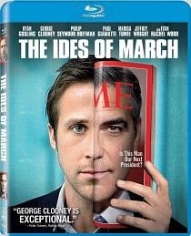 The Ides of March (2011) Blu Ray Rip 600 MB blu ray dvd cover, The Ides of March dvd cover, The Ides of March cover poster