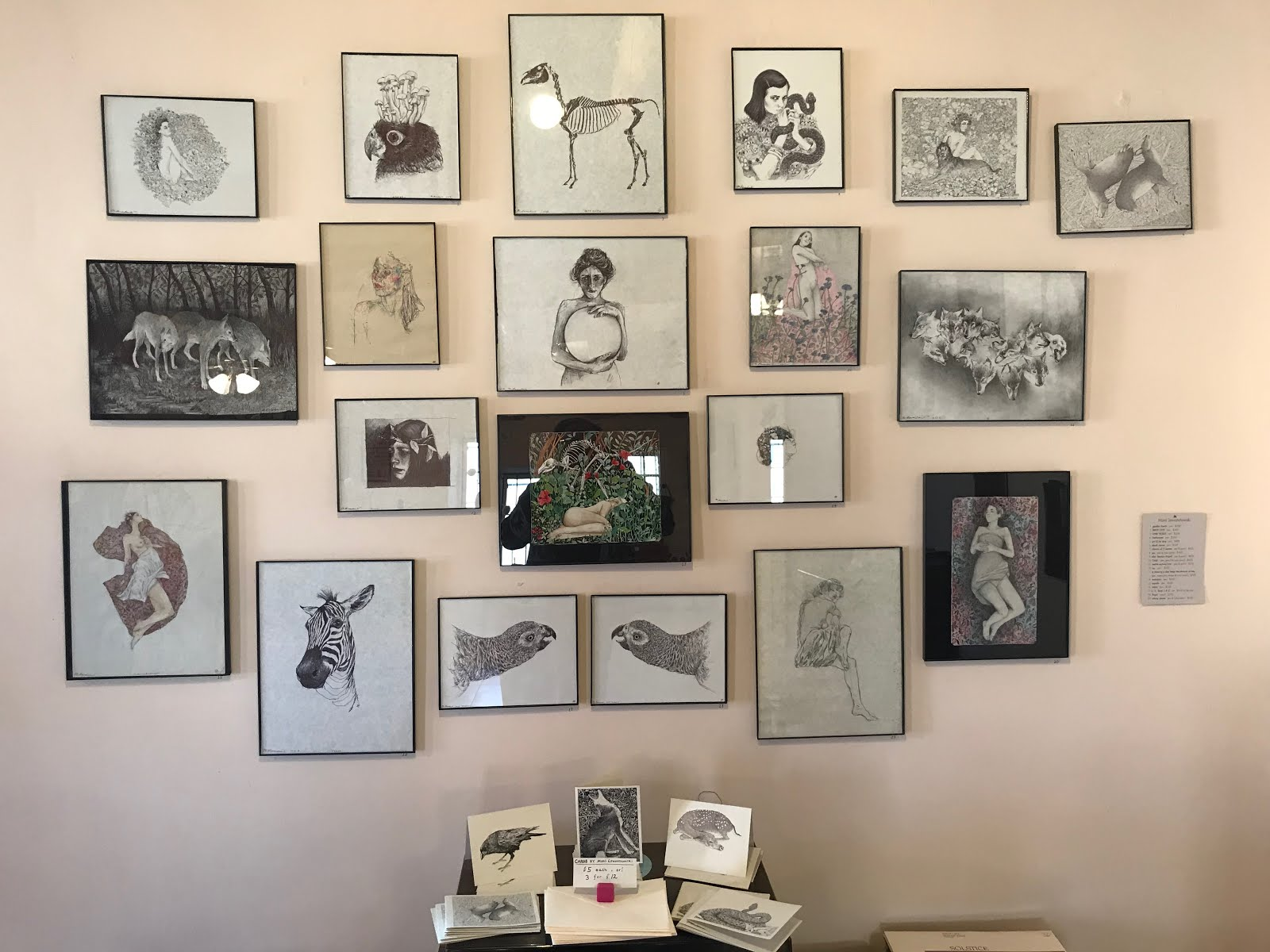 Two graces taos taos shopping guide for hipsters top ten shops in a wall full of affordable artwork solutioingenieria Images
