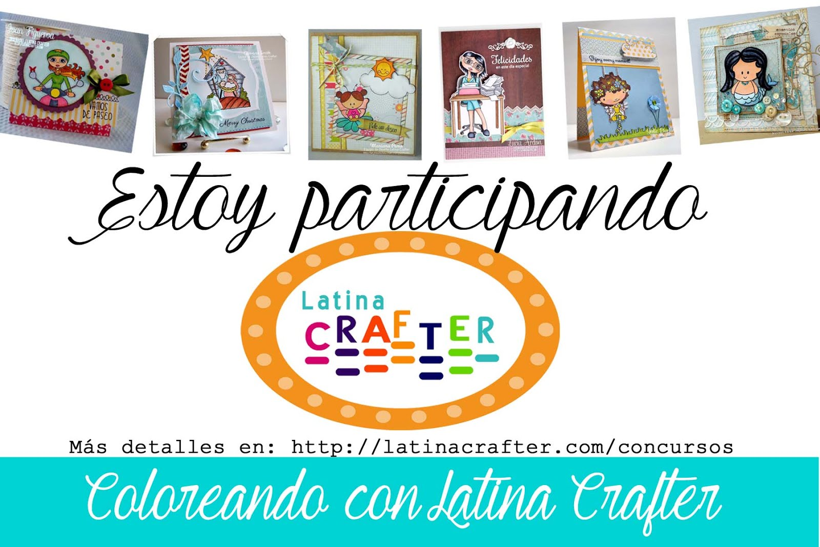 Coloreando con Latina Crafter