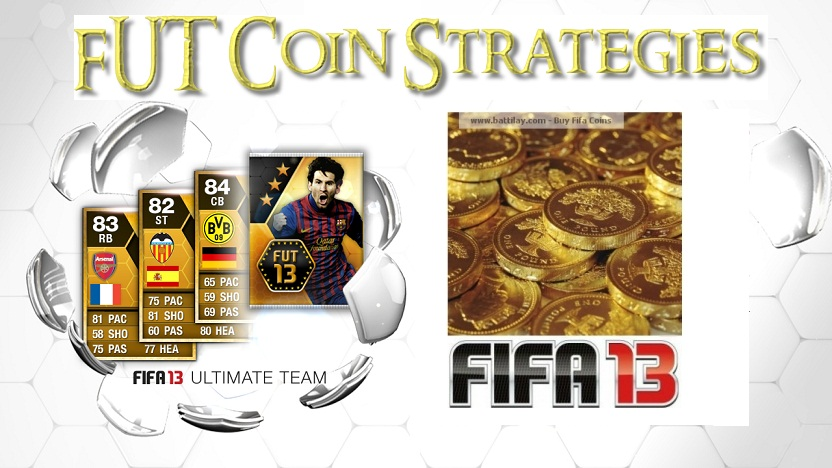 FIFA ULTIMATE TEAM MILLIONAIRE - Gold Coin Making Guide