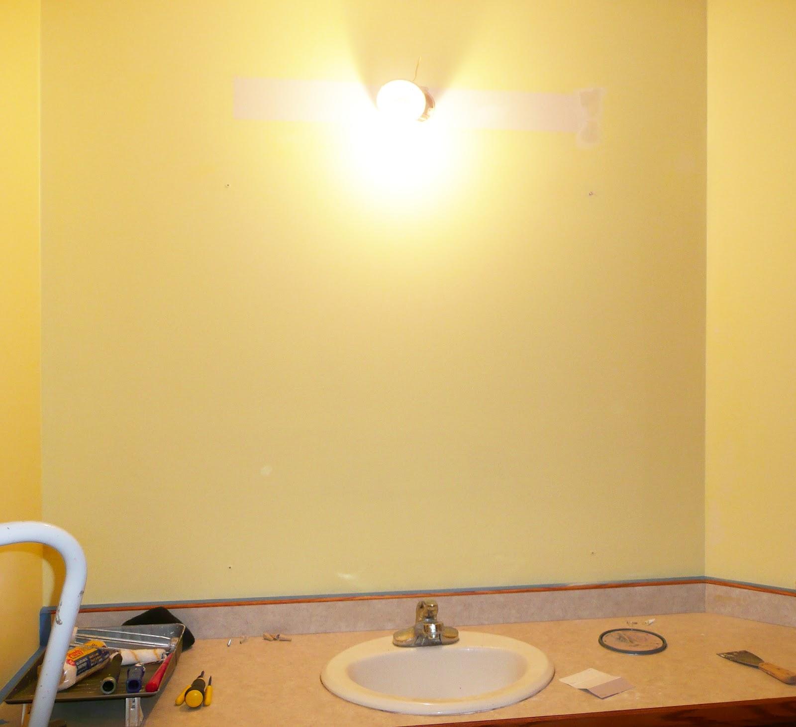 Bright Forest: Bathroom Redo