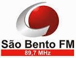 ouvir a Rádio São Bento FM 89,7