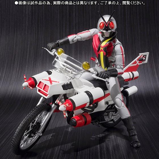 kamen rider x figure