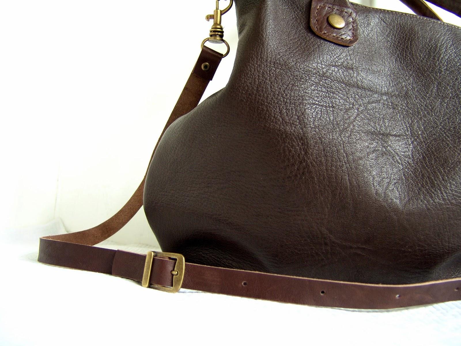 кожаная сумка Татьяна Феткулова