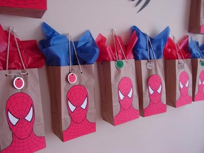 spiderman hombre araña
